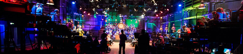 TV opname Lagerhuis debat