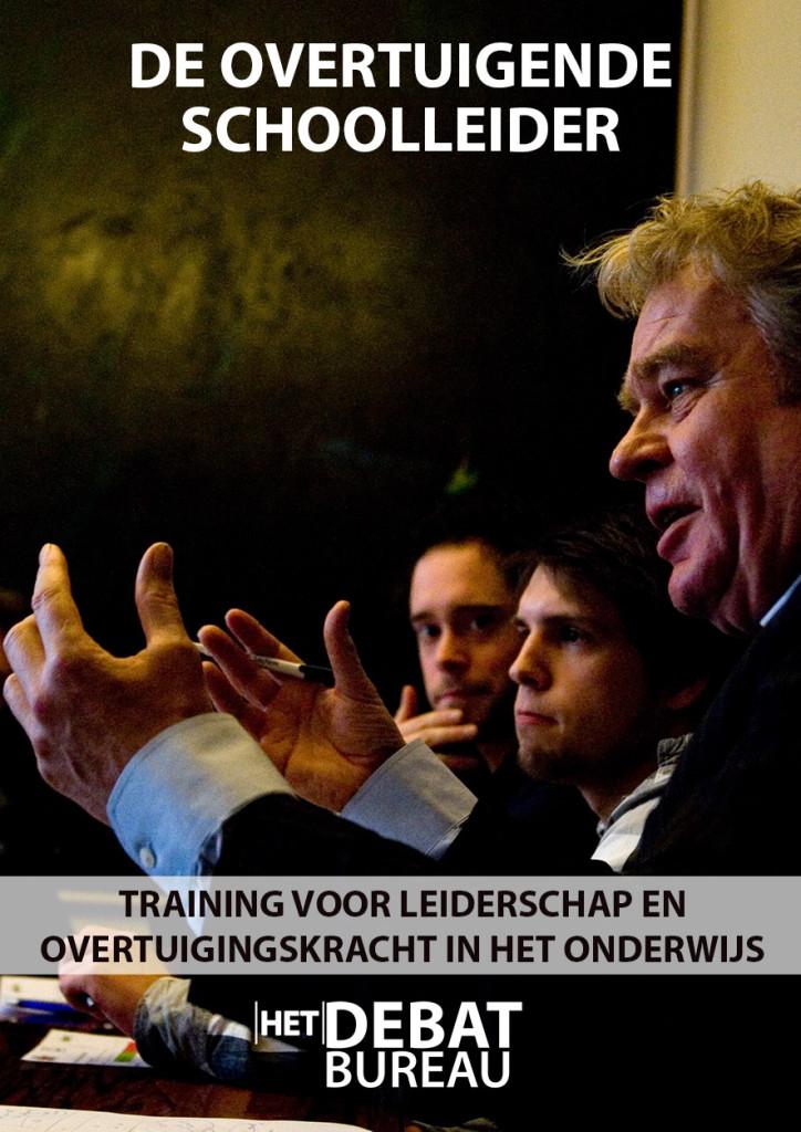 Training voor leiderschap en overtuigingskracht in het onderwijs