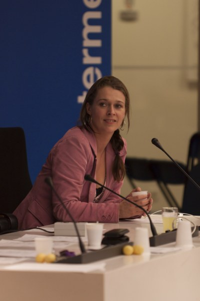 Voorzitterstraining van Het Debatbureau
