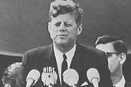 Kennedy in Berlijn